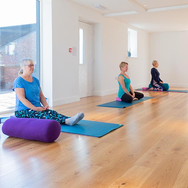 Yoga retreat weekend spring renewal